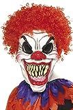 Smiffys Scary Clown Mask