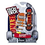 TECH DECK - 6028846 - Finger Skate Pack X1.