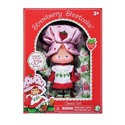 Schylling Retro Strawberry Shortcake Doll, 1 EA