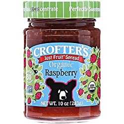 Crofter's, Organic Raspberry Fruit Spread, 10 oz