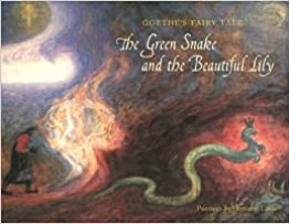 The Green Snake and the Beautiful Lily by Johann Wolfgang Von Goethe  (2006-12-01): Amazon.com: Books