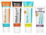 Thinksport Sunscreen Bundle (3 ounce) (4 pack)