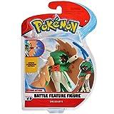 Pokemon 4.5 Inch Battle  Feature Figure, Features Arrow Attack Decidueye