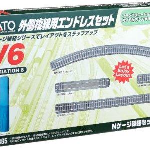 Kato 20-865 V6 Outer Oval Variation Pack 512ki9QnWGL