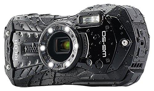 Ricoh 16 Waterproof Still/Video Camera Digital with 2.7″ LCD