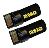 Dewalt DW421/DW422/D26450 Replacement (2 Pack) Sander Dust Bag # 380412-00-2pk