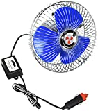 Pit Bull CHIF00100 6-Inch Car Fan 2 Speed