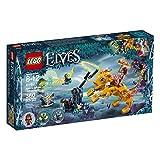 LEGO Elves Azari & The Fire Lion Capture 41192 Building Kit (360 Pieces)
