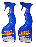 X-14 Professional Instant Mildew Stain Remover 32 FL OZ (2 pack)