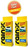 Rain-X 800002243 Glass Treatment- 7 fl oz. 2 pack