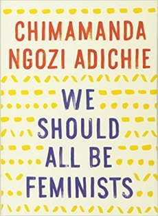 Image result for we should all be feminists by chimamanda ngozi adichie