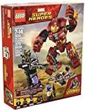 LEGO Marvel Super Heroes Avengers: Infinity War The Hulkbuster Smash-Up 76104 Building Kit (375 Piece)