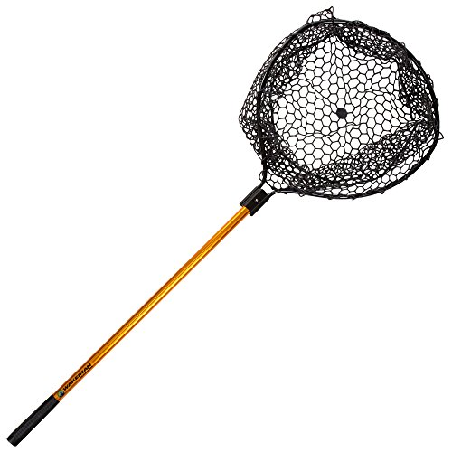 Wakeman 80-FSH5024 Landing Fish Net- Fly Fishing Equipment, Tool for Catch & Release By Wakeman Outdoors