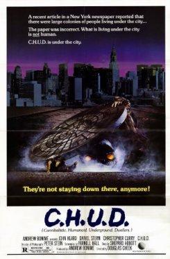Image result for CHUD poster
