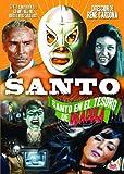 Santo En El Tesoro de Dracula: Original Mexican Classic!