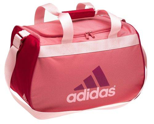 adidas Diablo Small Duffel Bag, Blush/Pink, One Size