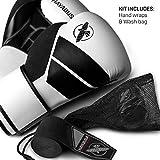 Hayabusa Boxing S4 Training Gloves White Large 16oz