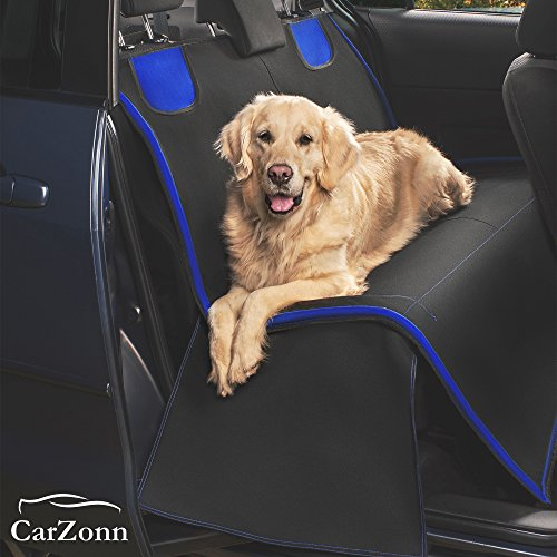 Dog Car Seat Cover Pet Back Protector Travel