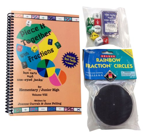 Piece It Together with Fractions Kit