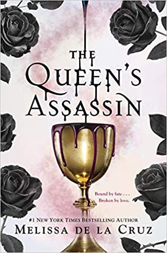 Cover Monday № 3 | The Queen's Assassin