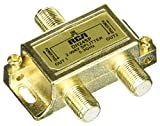 RCA DH24SPF Two Way 3 Ghz Bi-Di Splitter