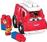 Mega Bloks Fire Truck Buliding Set