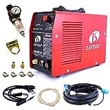 LOTOS LT3200 32-Amp Non-Pilot Arc Plasma Cutter 1/4' Inch Clean Cut 220Volt Metal Cutter
