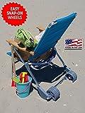 NJTravel.com Beach Chair Wheels