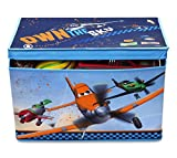 Product review for Disney by Delta Children Planes Collapsible Fabric Toy Box