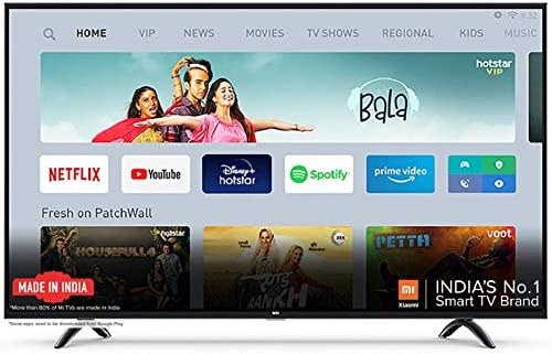Mi 4A PRO 80 cm (32 inches) HD Ready Android LED TV (Black) | With Data Saver