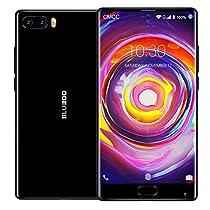 BLUBOO® S1 4G LTE Smartphone Android 7.0 Nougat 5.5 inch [Full Screen] MTK6757 Octa-core da Ben 2.5GHz, 4GB RAM 64GB ROM, 5.0MP + 13.0MP Camera Interna