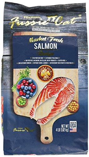 Fussie Cat Market Fresh Salmon Recipe, 4 lb