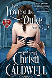 After the tragic death of his wife, Jasper, the 8th Duke of Bainbridge buried himself away in the dark cold walls of his home, Castle Blackwood. When he's coaxed out of his self-imposed exile to attend the amusements of the Frost Fair, his life is ir...