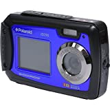 Polaroid IE090-BLU Waterproof Digital Camera with 2.8' LCD (Blue)