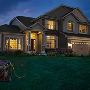 Briggs & Stratton 30549, 7500 Running Watts/9375 Starting Watts, Gas Powered Portable Generator