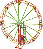 K'NEX Revolution Ferris Wheel Building Set - 344 Pieces with Battery Powered Motor - Ages 7+ Engineering Education Toy