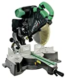 Hitachi C12RSH 15 Amp 12-Inch Sliding Compound Miter Saw with Laser  (Discontinued by Manufacturer)
