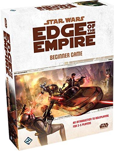 Fantasy Flight Games Star Wars: Edge of the Empire RPG - Beginner Game