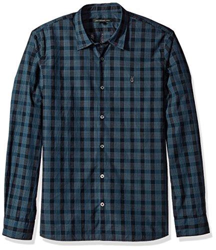 514QHc w3DL Cold garment wash 2 tone check