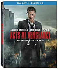 Acts of Vengeance DVD cover