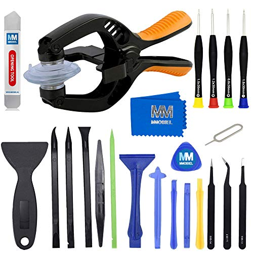MMOBIEL 24 in 1 Professional Opening Plier Toolkit Screwdriver Repair Set Spudger compatible for Smartphones Tablets 1