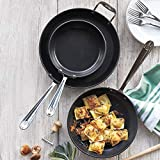 All-Clad HA1 Nonstick Set of 3 Skillets, 834, 1034; and 1234;