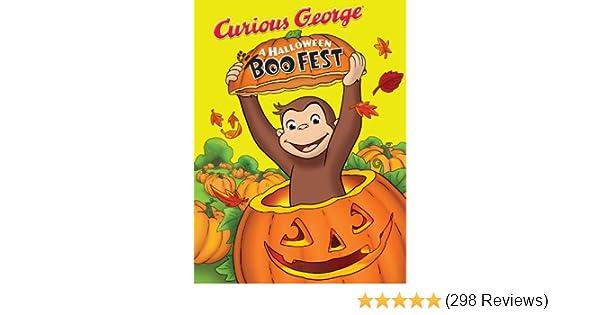 com curious george a halloween boo fest frank welker jeff