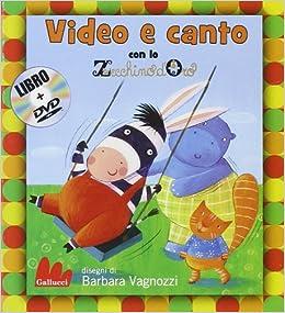 Amazonit Video E Canto Con Lo Zecchino Doro Ediz