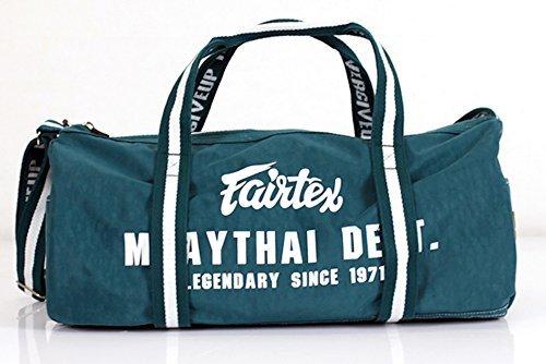 MMABLAST FAIRTEX Barrel Bag/Duffle Bag - BAG9- Green - Nylon