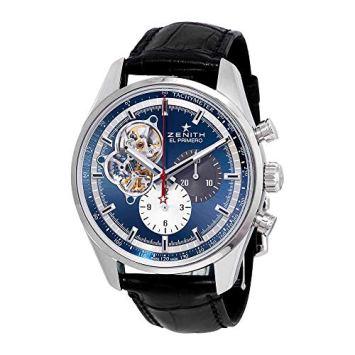 真力时El Primero Chronomaster 1969 Chronograph Automatic Mens Watch 03.2040.4061 / 52.C700