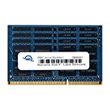 OWC 32GB (4 x 8GB) 1333MHz 204-Pin DDR3 SO-DIMM PC3-10600 CL9 Memory Upgrade Kit for iMac, (OWC1333DDR3S32S)