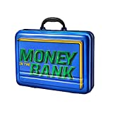 WWE Money in The Bank Blue Briefcase in No Color