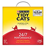 Purina Tidy Cats 24/7 Performance Clumping Cat Litter - 40...
