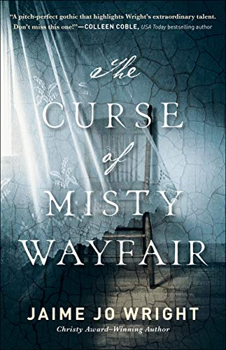 'The Curse of Misty Wayfair' book cover via Amazon